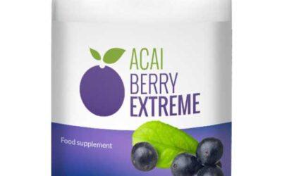 Acai Berry Extreme -jagody acai ✅ #Zamów online