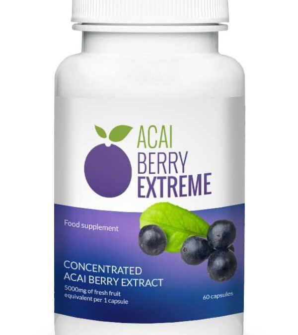 Acai Berry Extreme -jagody acai ᐅ #Zamów online#