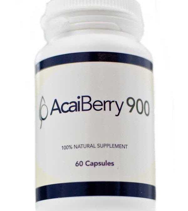 Acai Berry 900 -na nadwagę ✅#Zamów online