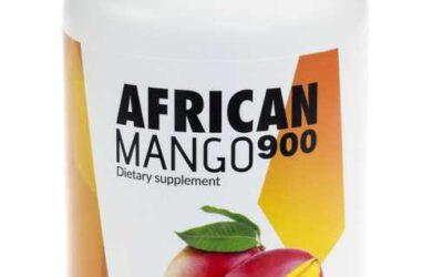 African Mango 900 -na otyłość ᐅ # Zamów online#