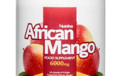 African Mango -afrykańskie mango ᐅ #Zamów online#