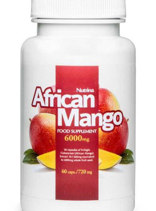 African Mango -afrykańskie mango ✅ #Zamów online