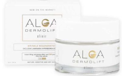Alga DermoLift Elixir -krem na zmarszczki ᐅ #Zamów online#