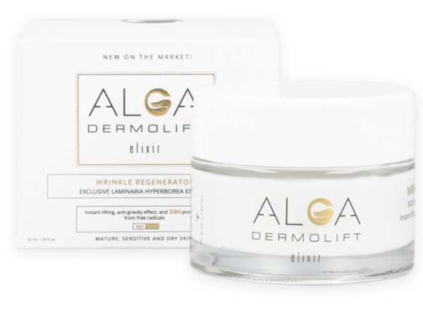 Alga DermoLift Elixir -krem na zmarszczki ✅ #Zamów online