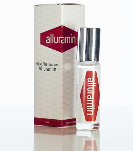 Alluramin -męskie feromony ✅ #Zamów online