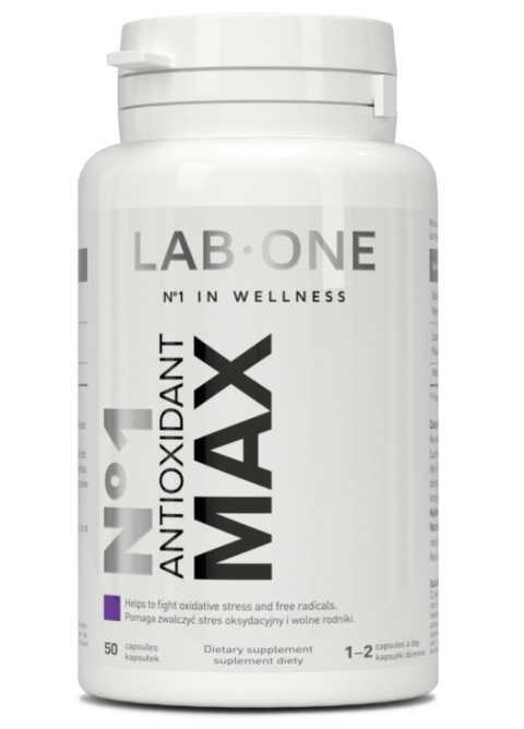 N°1 Antioxidant Max -stres oksydacyjny ᐅ #Zamów online#
