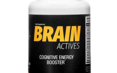Brain Actives -na pamięć ✅ #Zamów online