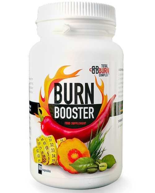 BurnBooster -preparat odchudzający ✅ #Zamów online