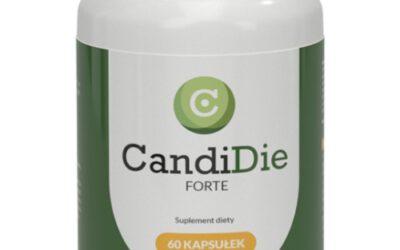 Candidie Forte -na grzybicę ✅ #Zamów online