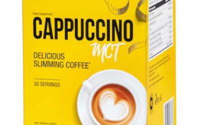 Cappuccino MCT -kawa odchudzająca ✅ #Zamów online