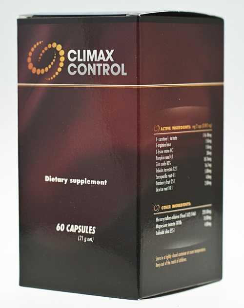 Climax Control -opóźnij wytrysk ✅ #Zamów online