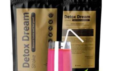 Detox Dream Shake -detoks koktajlowy ✅ #Zamów online