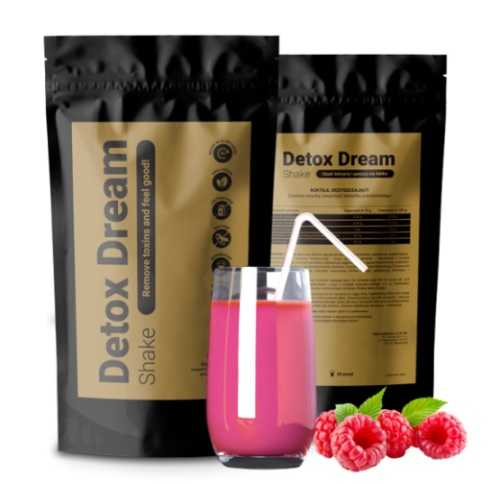Detox Dream Shake -detoks koktajlowy ᐅ #Zamów online#
