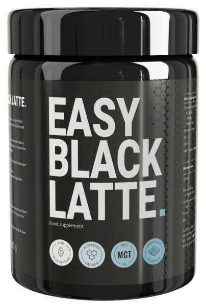 Easy Black Latte -kawa na odchudzanie ✅ #Zamów online