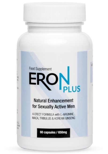 Eron Plus -na erekcję ✅ #Zamów online