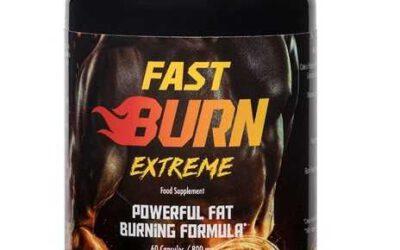 Fast Burn Extreme -szybki spalacz ✅ #Zamów online