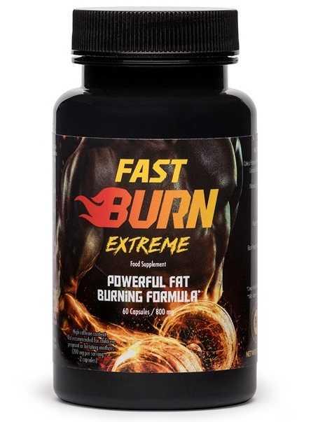 Fast Burn Extreme -szybki spalacz ᐅ #Zamów online#