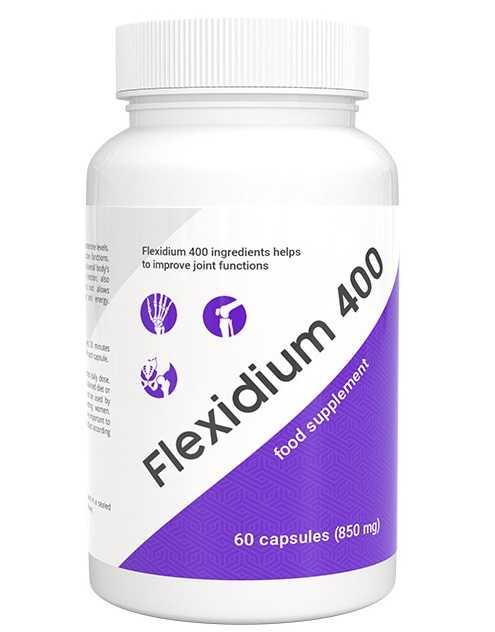 Flexidium 400 -na bóle stawów ✅ #Zamów online
