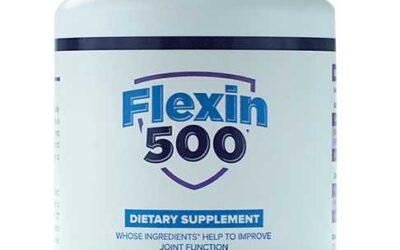 Flexin 500 -na ból stawów ✅ #Zamów online