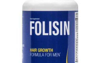 Folisin -na porost włosów ✅ #Zamów online