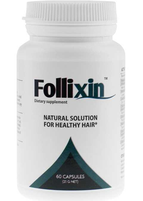 Follixin -na łysienie ✅ #Zamów online