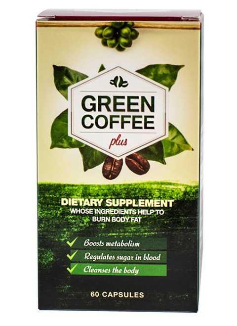 Green Coffee Plus -zielona kawaᐅ #Zamów online#