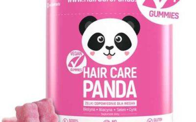 Hair Care Panda -witaminy w żelkach ✅ #Zamów online