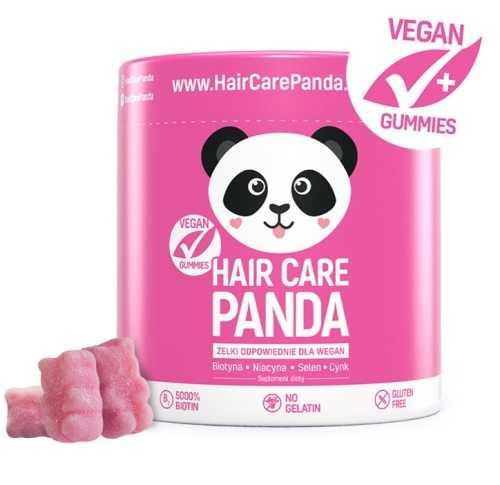 Hair Care Panda -witaminy w żelkach ᐅ #Zamów online#