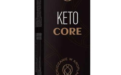 Keto Core -krople odchudzające ✅ #Zamów online
