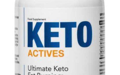 Keto Actives -ketony odchudzające ✅ #Zamów online