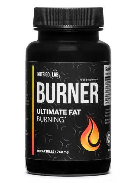 Nutrigo Lab Burner -spalanie tłuszczu ✅ #Zamów online