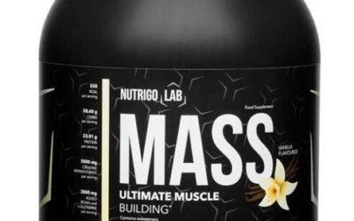 Nutrigo Lab Mass -budowa masy ✅ #Zamów online