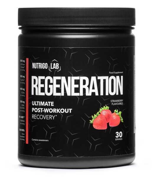 Nutrigo Lab Regeneration -regeneracja mięśni ✅ #Zamów online