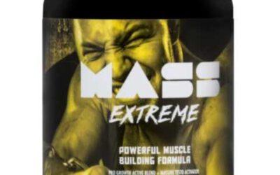 Mass Extreme -budowanie masy ᐅ #Zamów online#