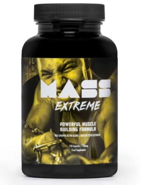 Mass Extreme -budowanie masy ✅ #Zamów online