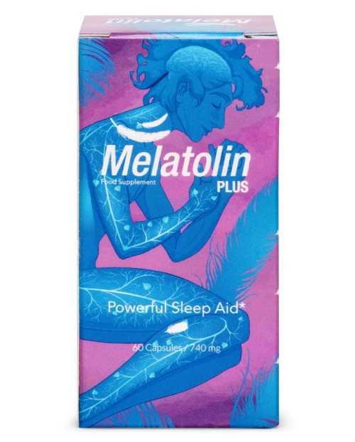 Melatolin Plus -na zasypianie ✅ #Zamów online