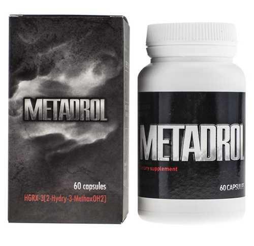 Metadrol -większa siła ✅ #Zamów online