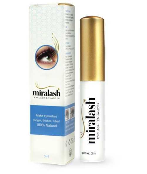 Miralash -serum do rzęs ✅ #Zamów online