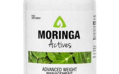 Moringa Actives -tabletki odchudzające ✅ #Zamów online