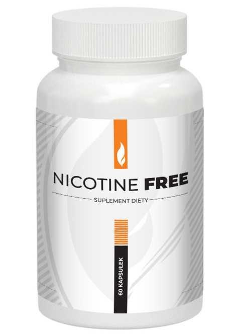 Nicotine Free -rzucenie palenia ✅ #Zamów online