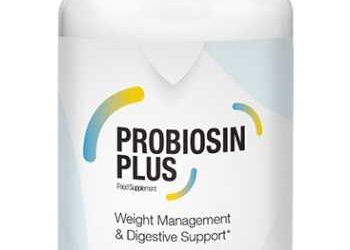 Probiosin Plus -probiotyk ᐅ #Zamów online#