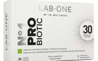 N°1 ProBiotic -probiotyk ᐅ #Zamów online#