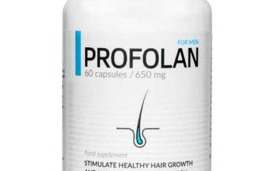 Profolan -na wypadanie włosów ✅ #Zamów online