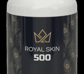 Royal Skin 500 -leczenie trądziku ✅ #Zamów online