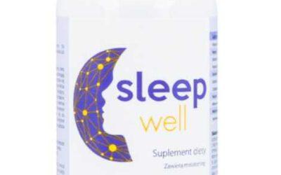 Sleep Well -na bezsenność ᐅ #Zamów online#