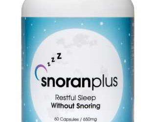 Snoran Plus -na bezdech senny ᐅ #Zamów online#