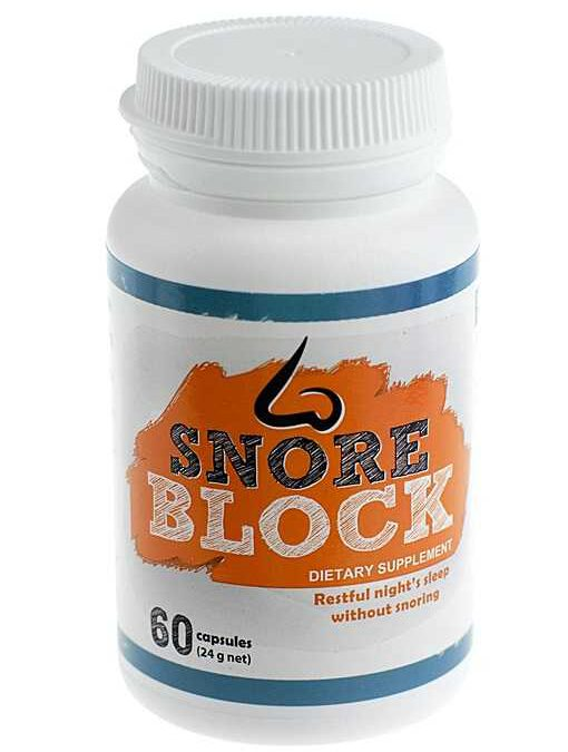 SnoreBlock -na chrapanie ✅ #Zamów online