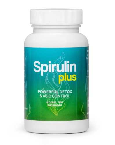 Spirulin Plus -spirulina ✅ #Zamów online