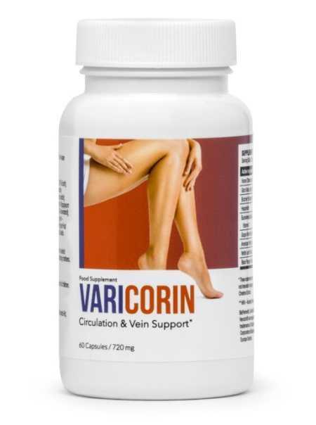 Varicorin -na żylaki ✅ #Zamów online