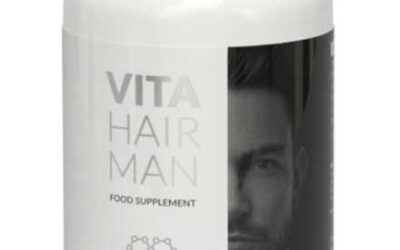 Vita Hair Man -porost włosów ✅ #Zamów online